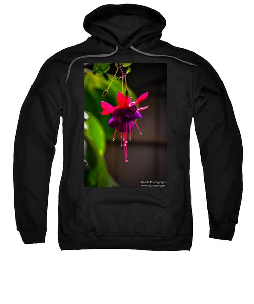 A Special Red Flower  Sweatshirt