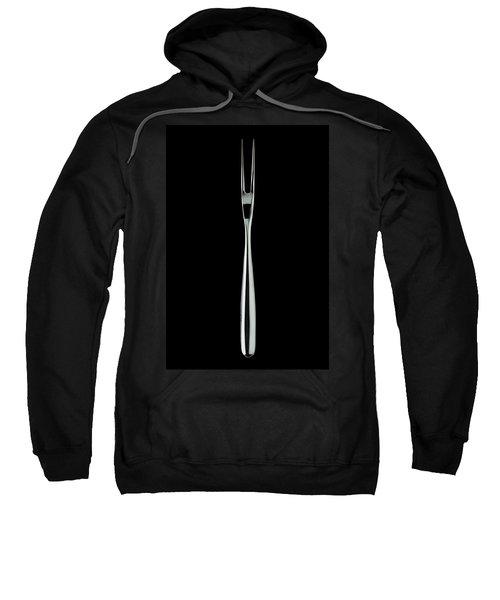A Stainless Steel Fork Sweatshirt