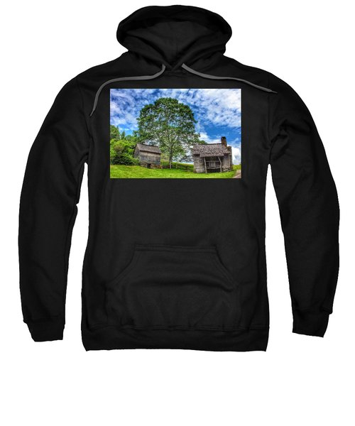 A Trip Back In Time Sweatshirt