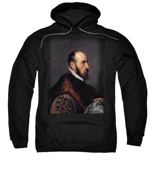 Abraham Ortelius Sweatshirt