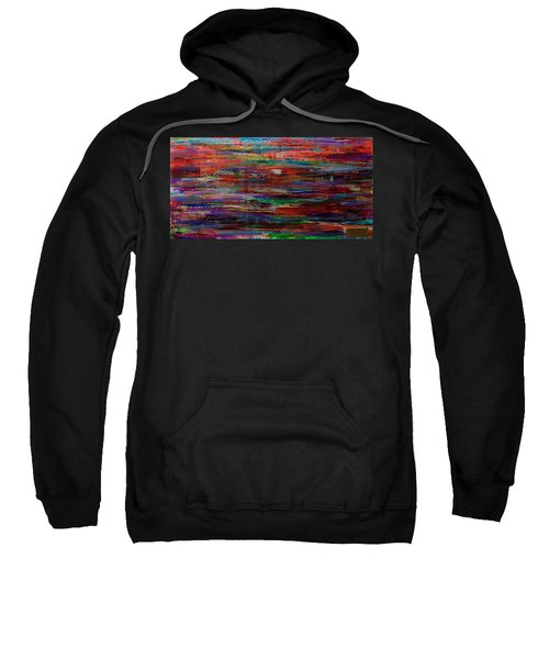 Abstract In Reflection Sweatshirt