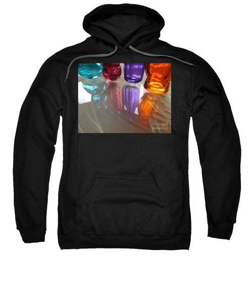 Abstract Reflections #4 Sweatshirt