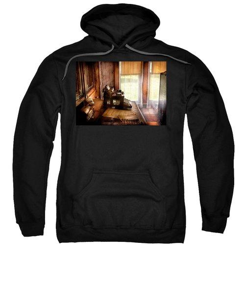 Accountant - My Little Office  Sweatshirt