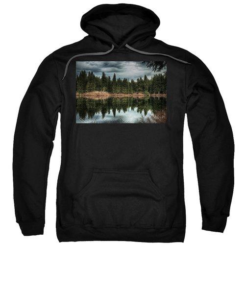 Across The Lake Sweatshirt
