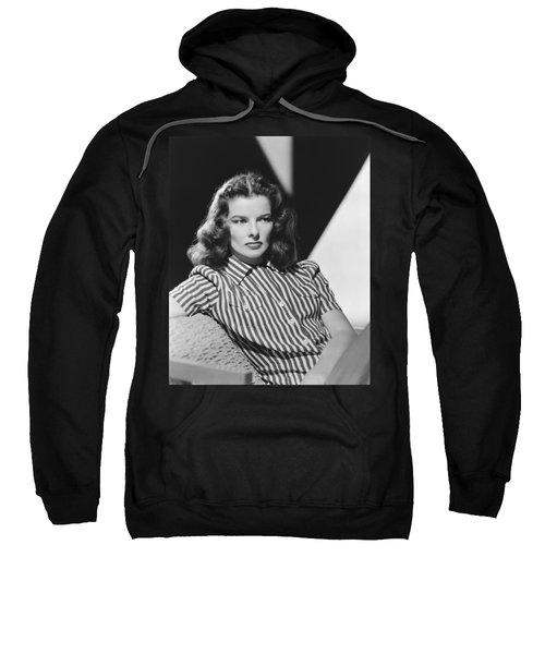 Actress Katharine Hepburn Sweatshirt
