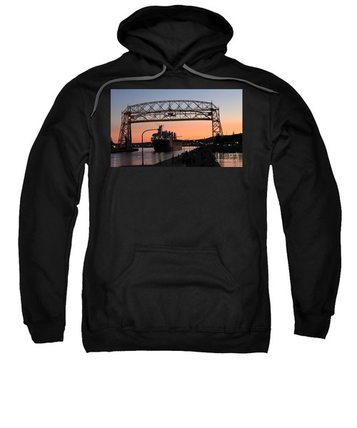 Aerial Lift Bridge Sweatshirt