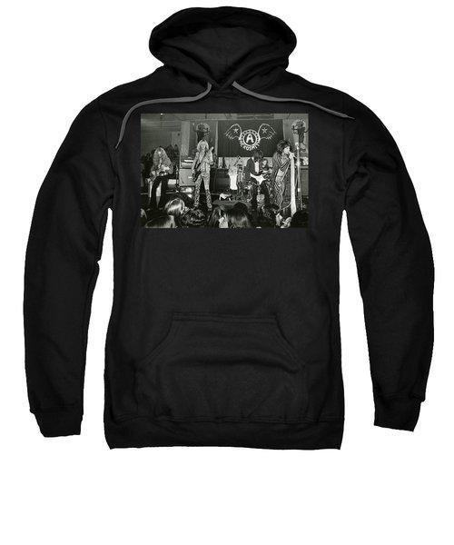Aerosmith - Aerosmith Tour 1973 Sweatshirt by Epic Rights