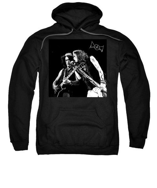Aerosmith - Joe Perry & Steve Tyler Sweatshirt by Epic Rights