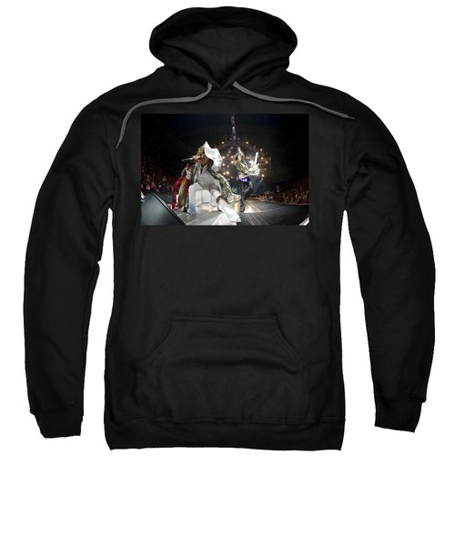 Aerosmith - On Stage 2012 Sweatshirt by Epic Rights
