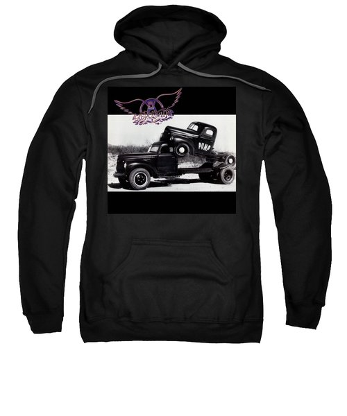 Aerosmith - Pump 1989 Sweatshirt by Epic Rights
