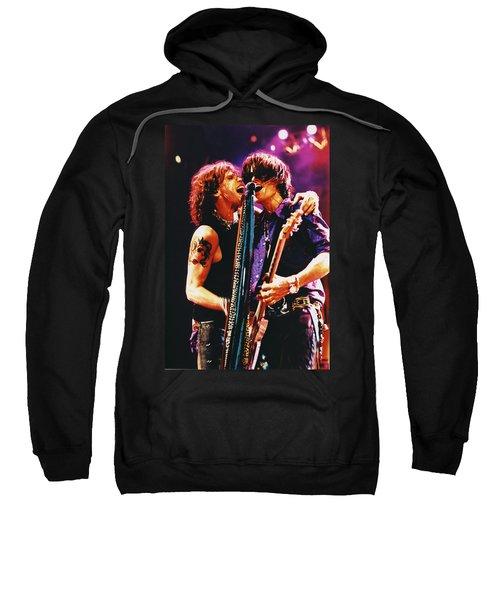Aerosmith - Toxic Twins Sweatshirt by Epic Rights