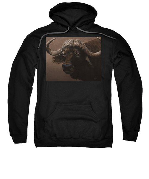 African Buffalo Sweatshirt