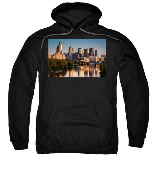 Afternoon In Philly Sweatshirt