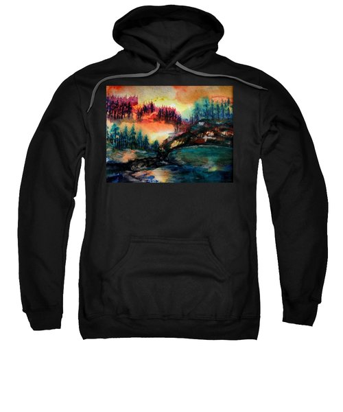 Aglow Sweatshirt