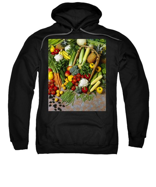 Agriculture - Mixed Fruit Sweatshirt