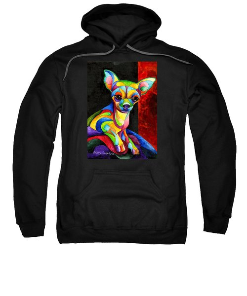 Ah Chihuahua Sweatshirt