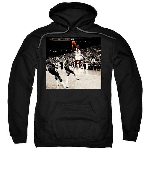 Air Jordan Unc Last Shot Sweatshirt