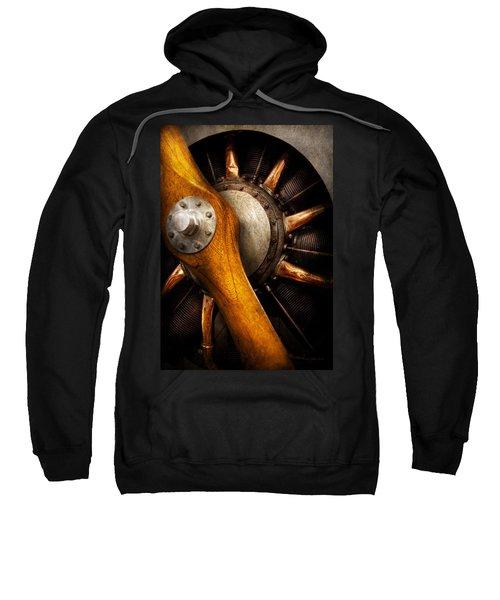 Air - Pilot - You Got Props Sweatshirt