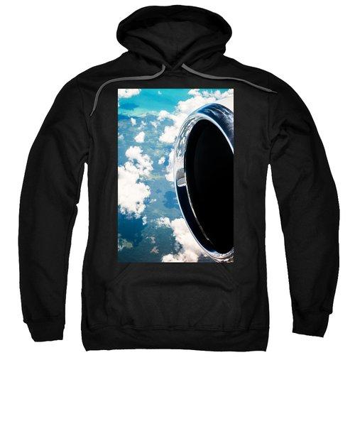Tropical Skies Sweatshirt