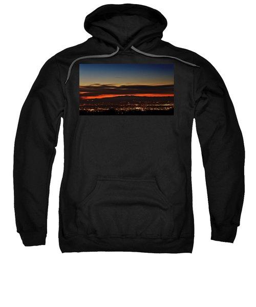 Albuquerque Sunset Sweatshirt