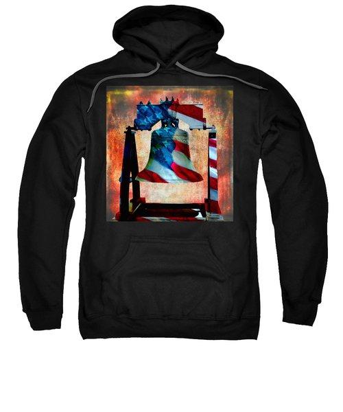 Liberty Bell Art Smooth All American Series Sweatshirt