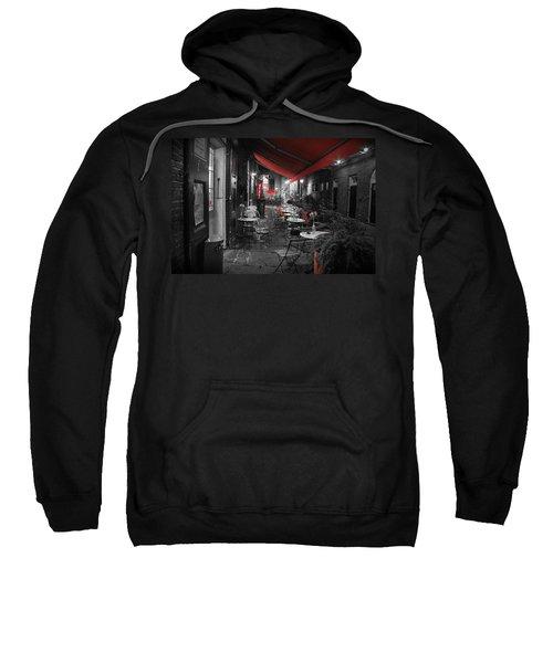 Alley Cafe Sweatshirt