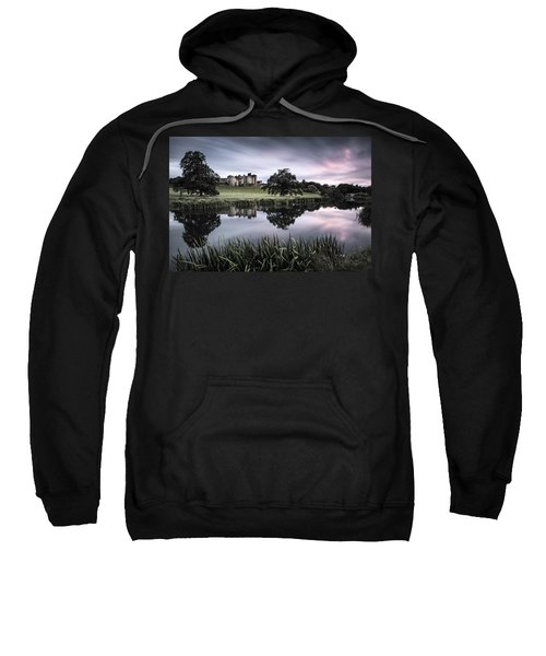 Alnwick Castle Sunset Sweatshirt