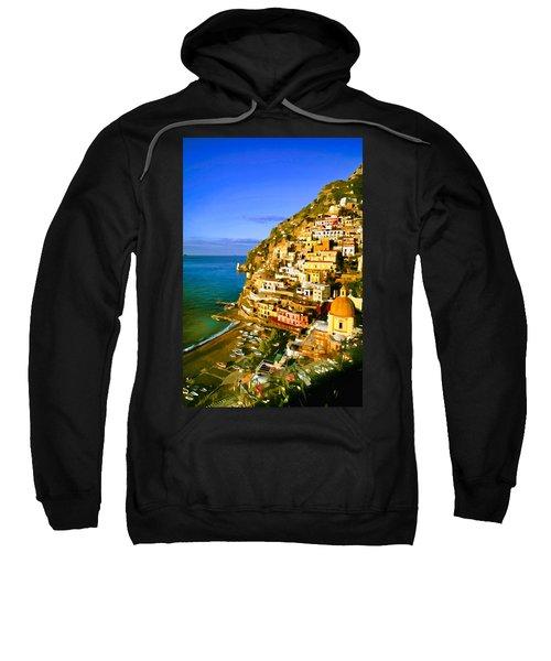 Along The Amalfi Coast Sweatshirt