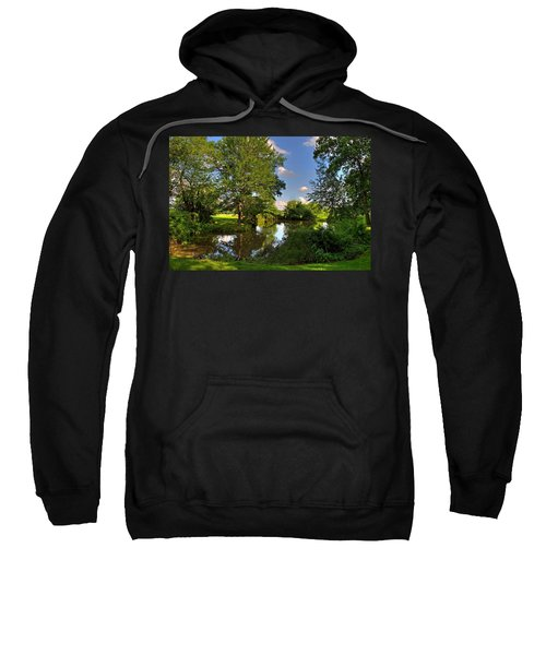 American Farm Pond Sweatshirt