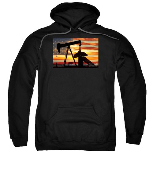 American Oil  Sweatshirt by James BO  Insogna