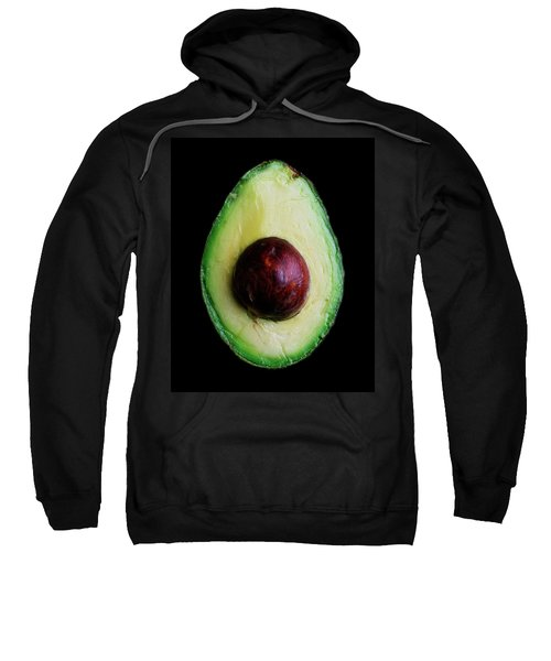 An Avocado Sweatshirt