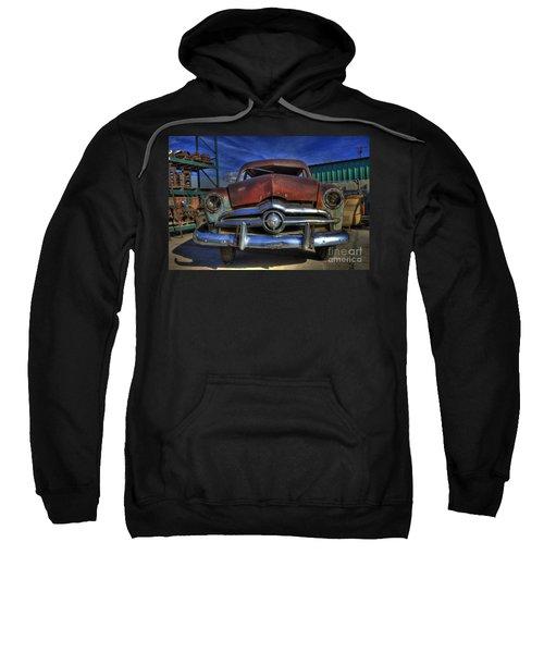 An Oldie Sweatshirt