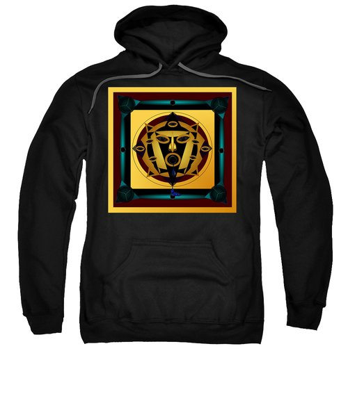 Ancient Eyes Sweatshirt