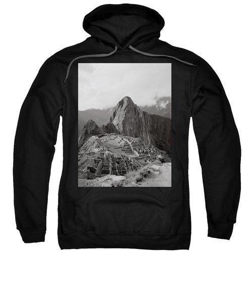 Ancient Machu Picchu Sweatshirt