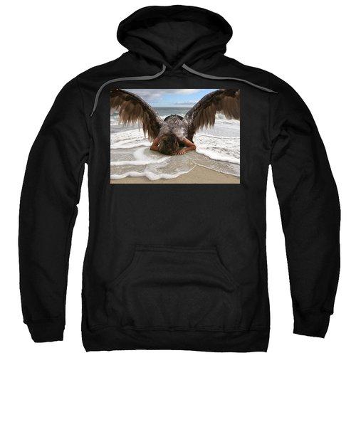 Angel- I Feel Your Sorrow  Sweatshirt