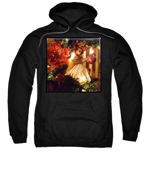 Angelic - Christmas 2012 #christmas Sweatshirt