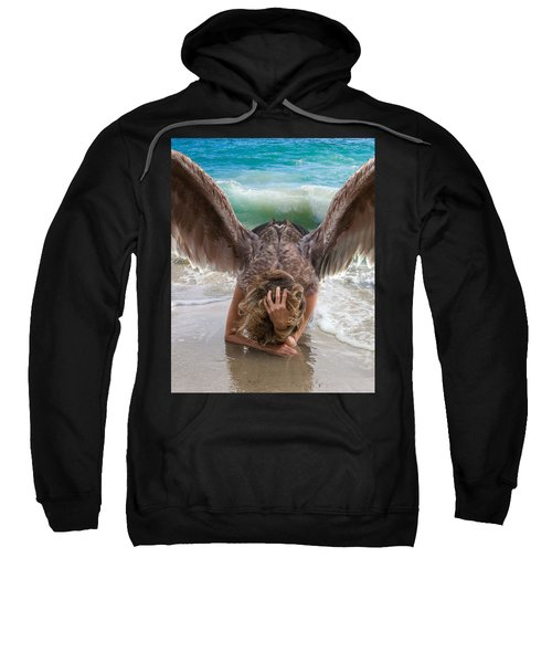 Angels- Be A Light To Those In Darkness Sweatshirt