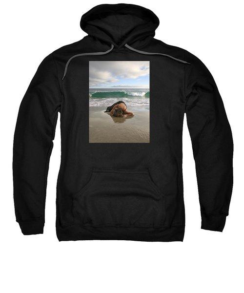 Angels- The Rapture Is Coming Sweatshirt