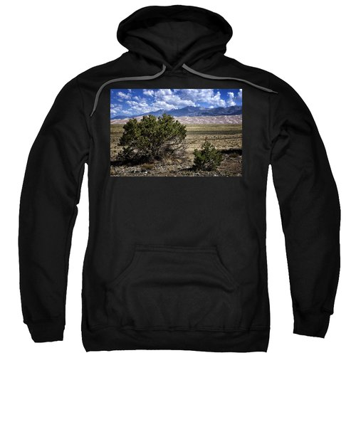 Approaching Great Sand Dunes #1 Sweatshirt