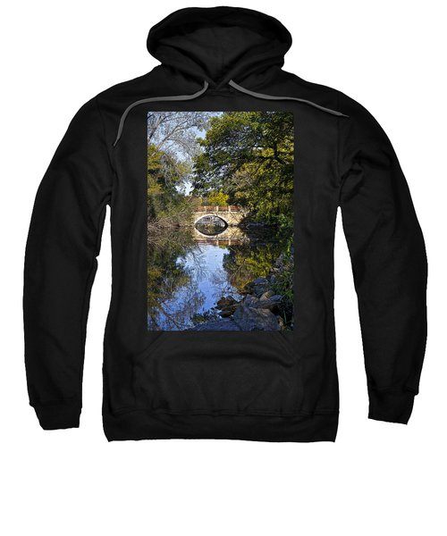 Arboretum Drive Bridge - Madison - Wisconsin Sweatshirt