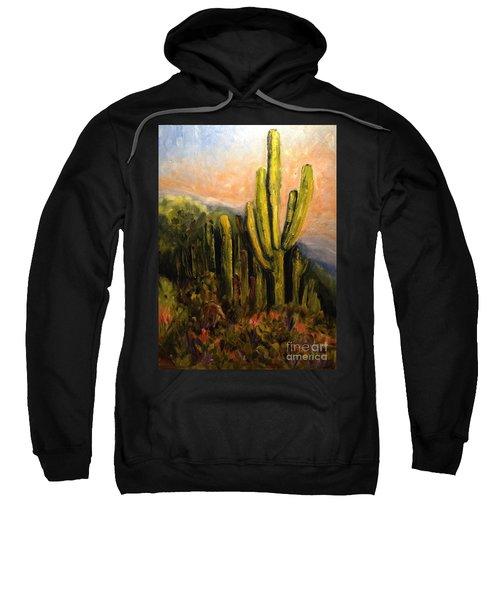 Arizona Desert Blooms Sweatshirt