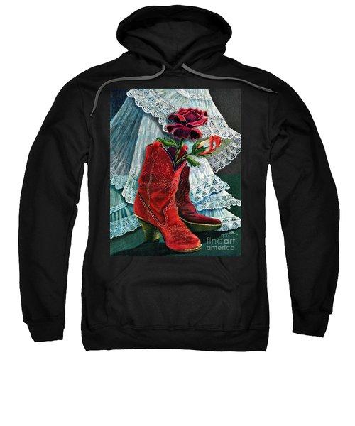 Arizona Rose Sweatshirt