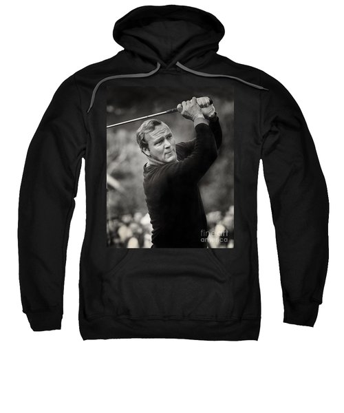 Arnold Palmer Pro-am Golf Photo Pebble Beach Monterey Calif. Circa 1960 Sweatshirt