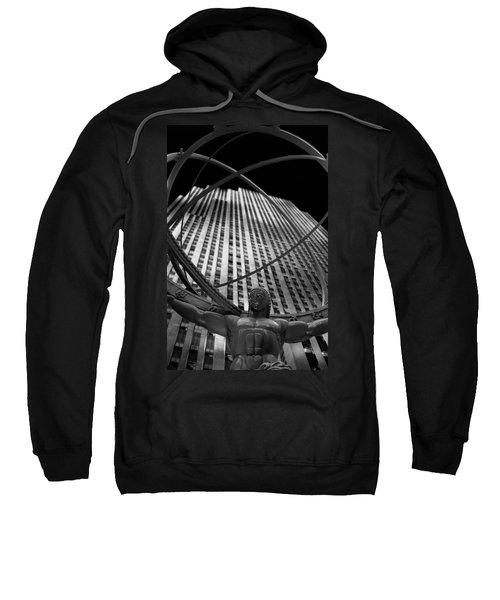 Atlas Rockefeller Center Sweatshirt