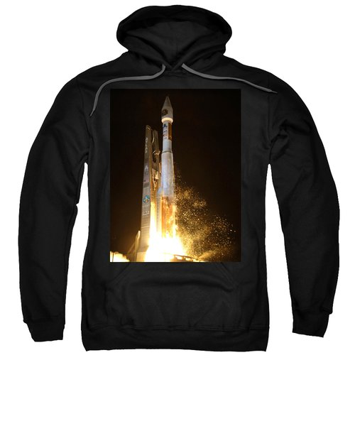 Atlas V Rocket Taking Off Sweatshirt