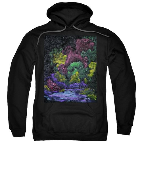 Aurora Reflection Sweatshirt
