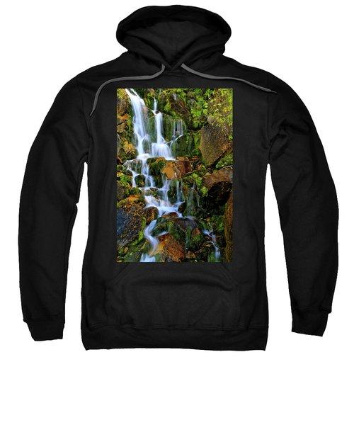 Autumn Along Summit Creek Sweatshirt