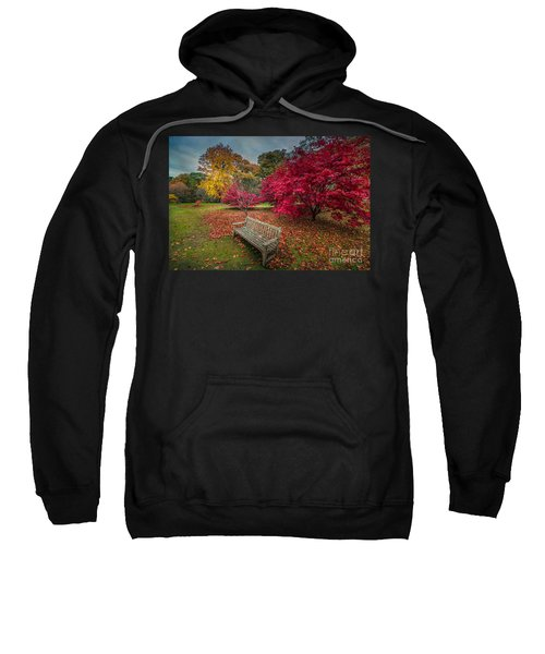 Autumn In The Park Sweatshirt