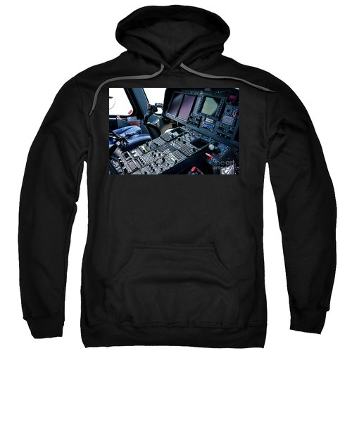 Aw139 Cockpit Sweatshirt