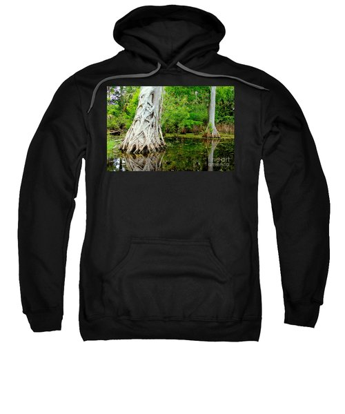 Backcountry Sweatshirt by Carey Chen